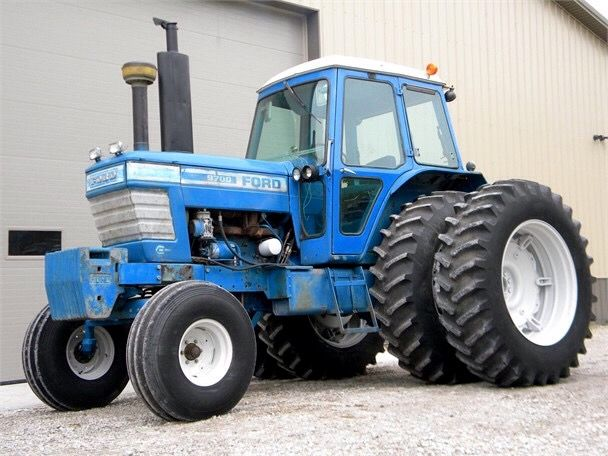 1977 Ford 9700 Ford Tractors Tractors New Holland Tractor