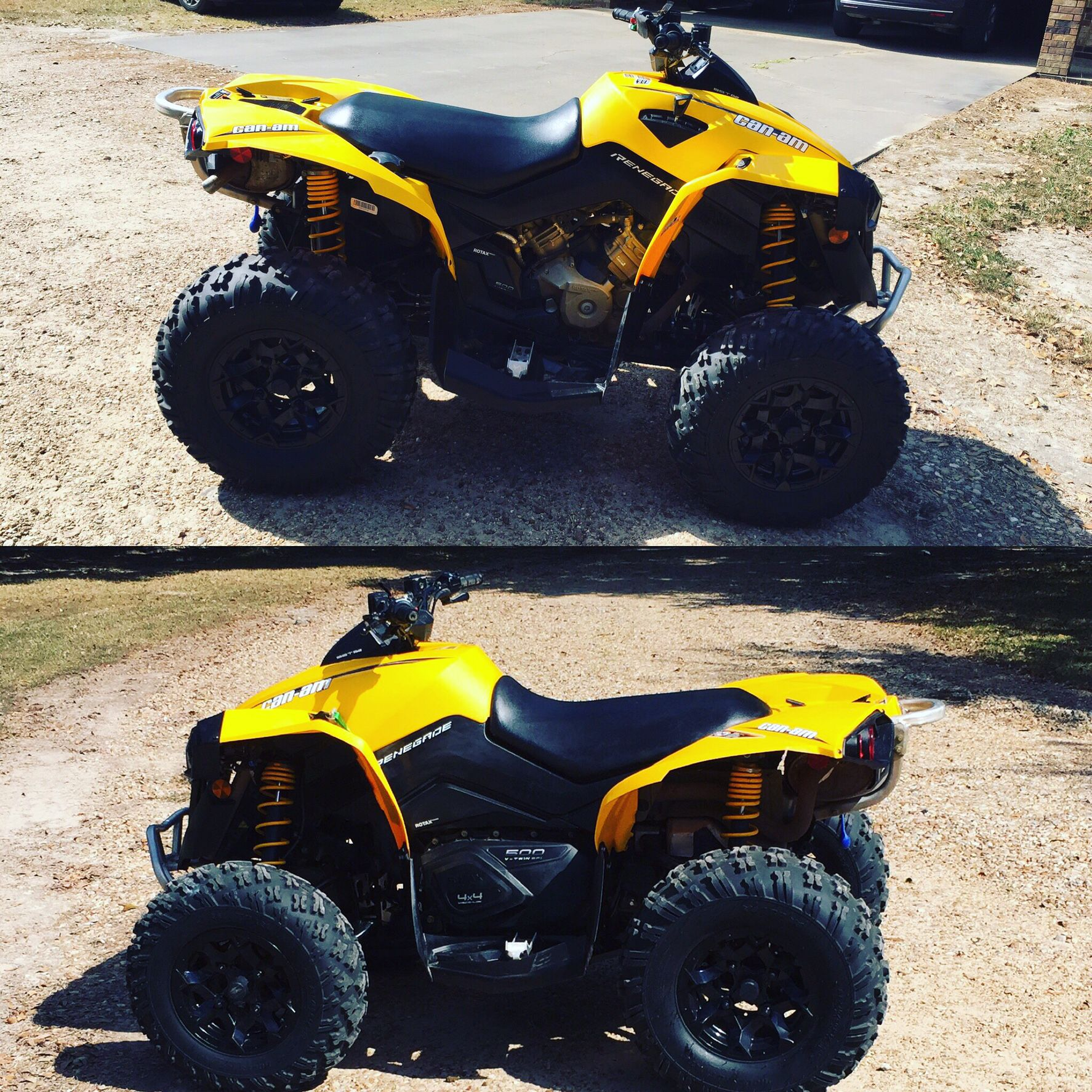 2015 renegade 500 with images monster trucks 2015