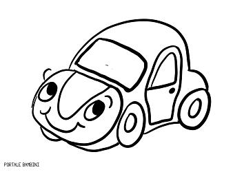 Immagini Di Macchine Da Colorare.Disegni Di Macchine Da Stampare E Colorare Gratis Portale Bambini Cars Coloriage Coloring Coloringpages Disegni Disegni Da Colorare Disegno Per Bambini