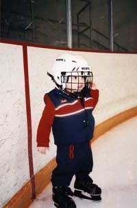 Sidney Crosby - is this for real? Because if it is, it is unspeakably adorable. Oh my goodness.