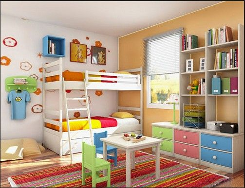 Extremely Eye Catching Little Ones Love Bright Colours And