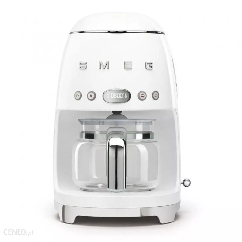 Smeg 50 S Style Bialy Dcf02wheu Opinie I Ceny Na Ceneo Pl In 2020 Filter Coffee Machine Smeg Coffee Machine