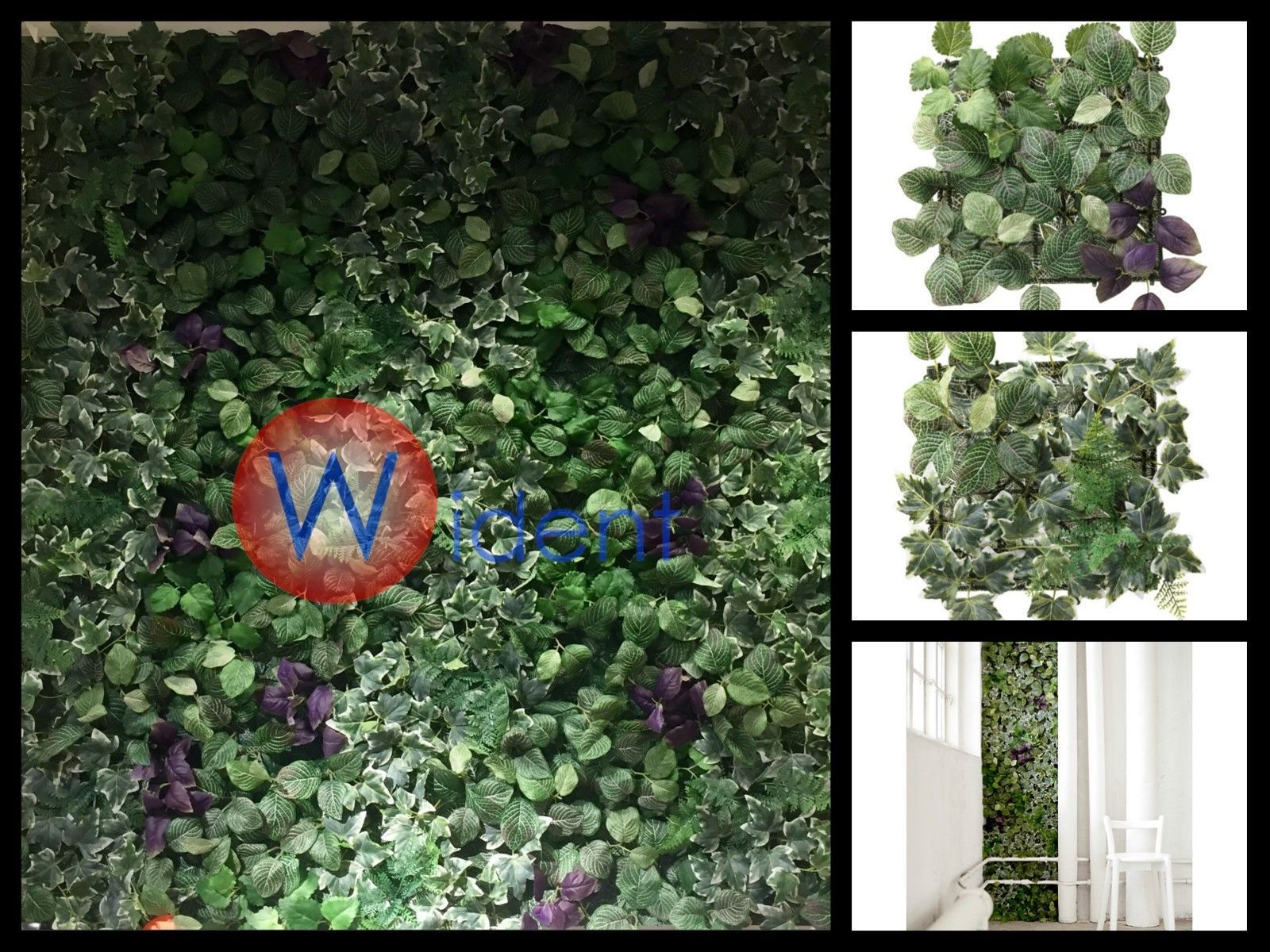 Ikea Fejka Artificial Plant Wall Mounted Indoor Outdoor Green Green Lilac Ebay Artificial Plants Outdoor Artificial Plant Arrangements Artificial Plant Wall