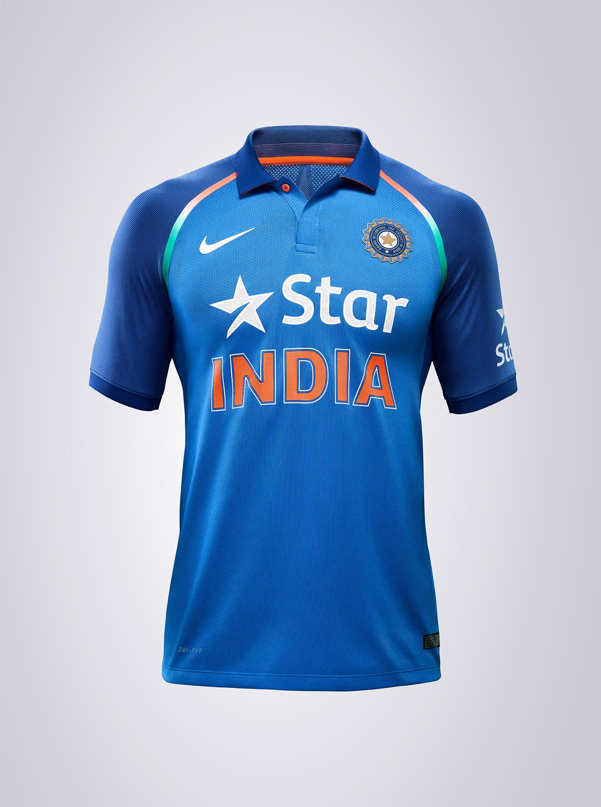 efe5995784cf Nike News - Nike Unveils New Team India Cricket Kit