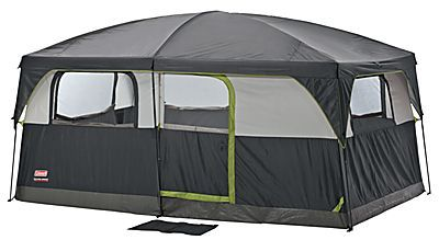 Charmant Coleman® Prairie Breeze 9 Person Cabin Tent | Bass Pro Shops    This