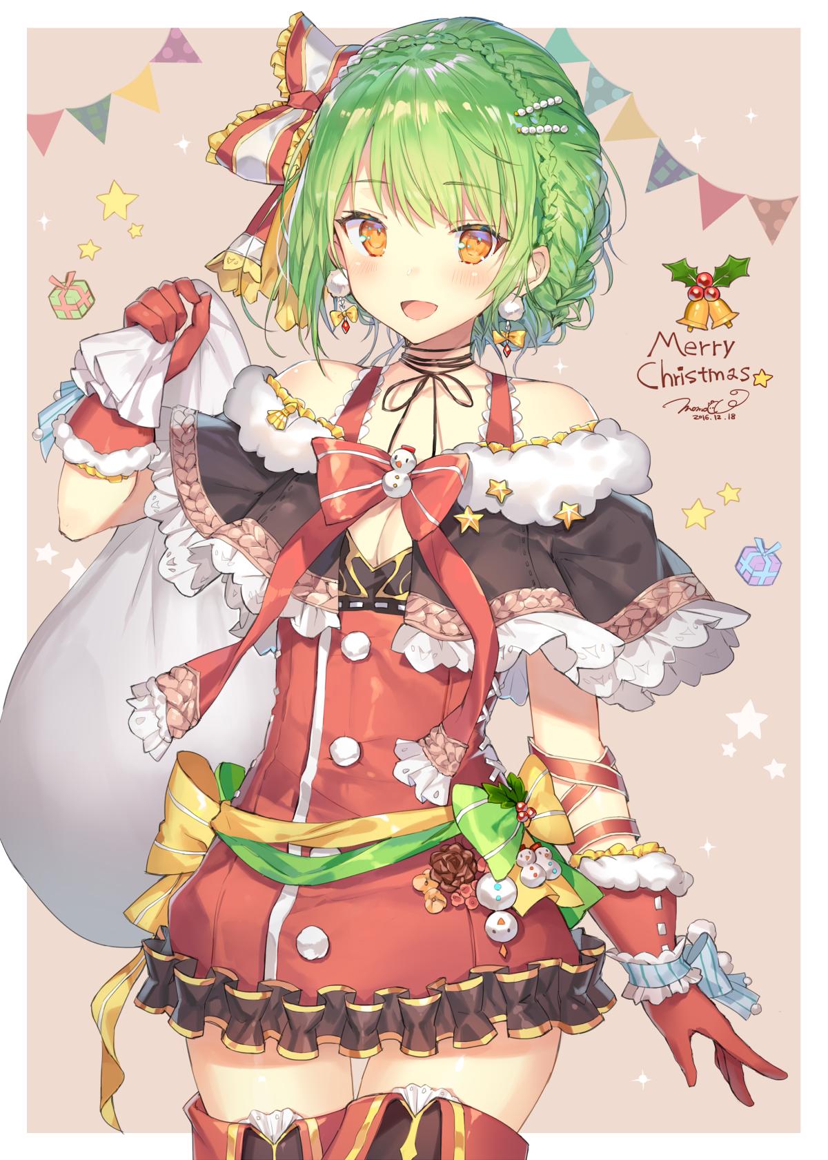 クリスマス キャラ 女の子の画像検索結果 Character Design