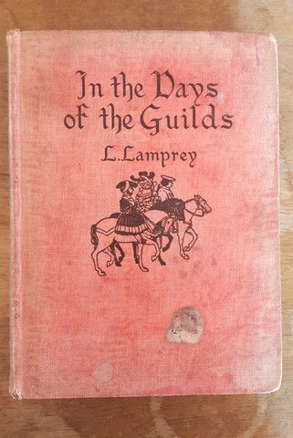 In the Days of the Guilds (1919)