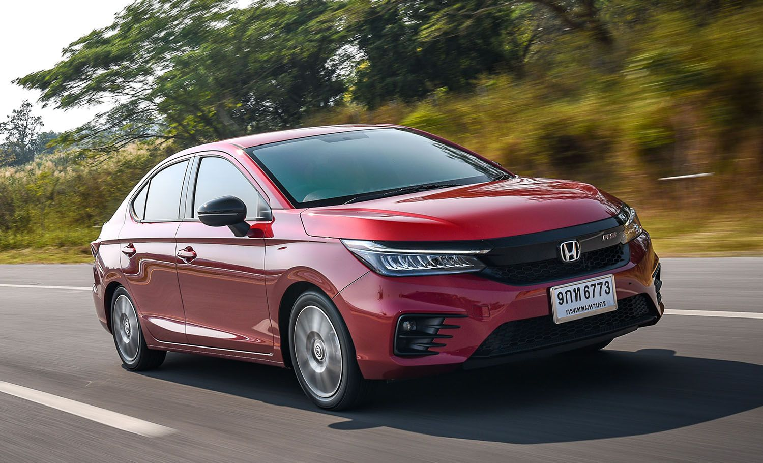 Honda City 1 0 Vtec Turbo Rs 2020 Review ในป 2020