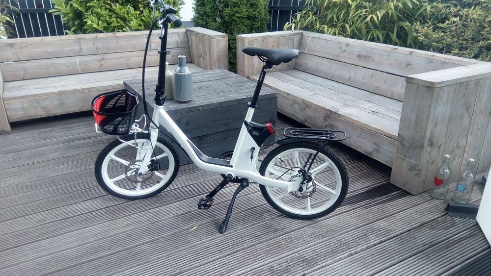 ebike 20 e bike pedelec mini bike elektro fahrrad camping. Black Bedroom Furniture Sets. Home Design Ideas