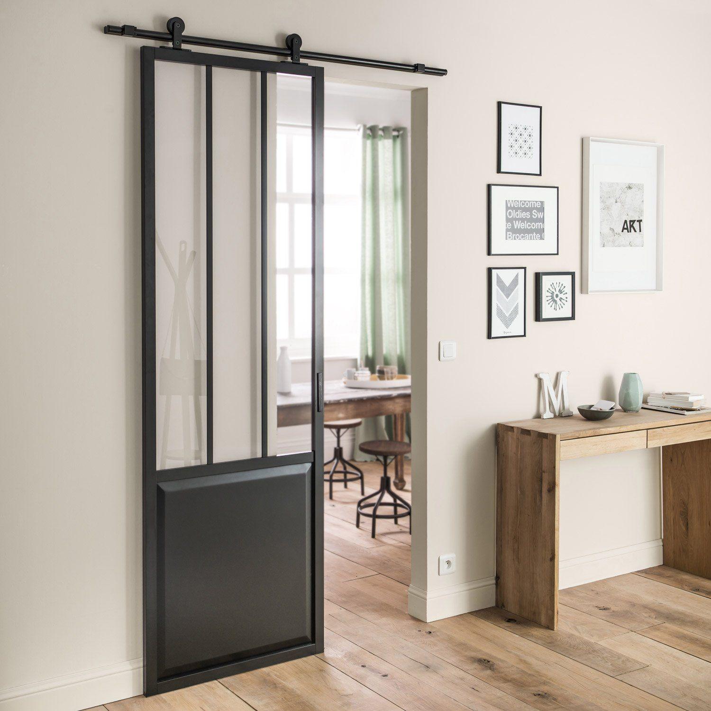 Installez Une Porte Datelier Dans Votre Entrée Salons