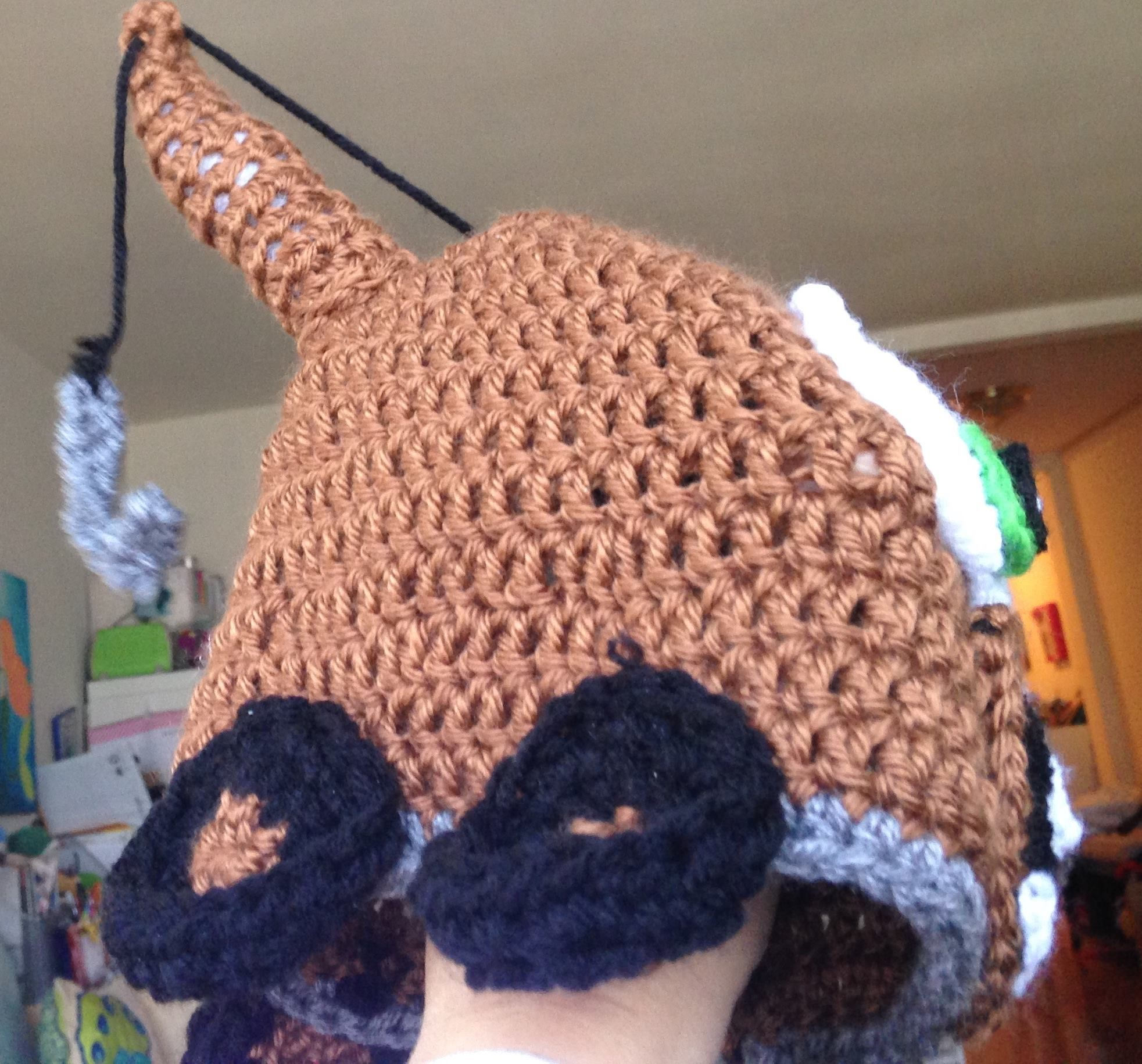 Cars hat Lightning McQueen , Mater Cars inspired crochet hat ...