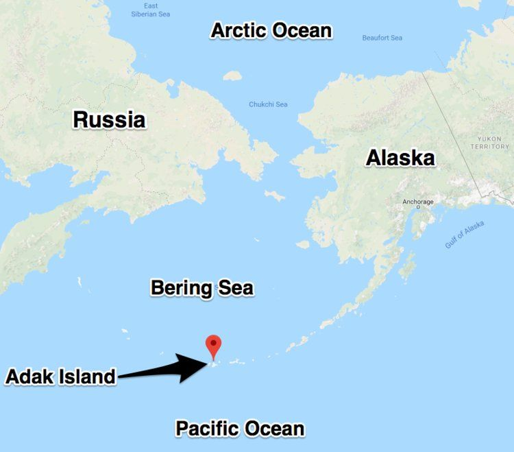 Alaska To Russia >> The Us Navy Is Thinking About Sending Advanced Sub Hunting