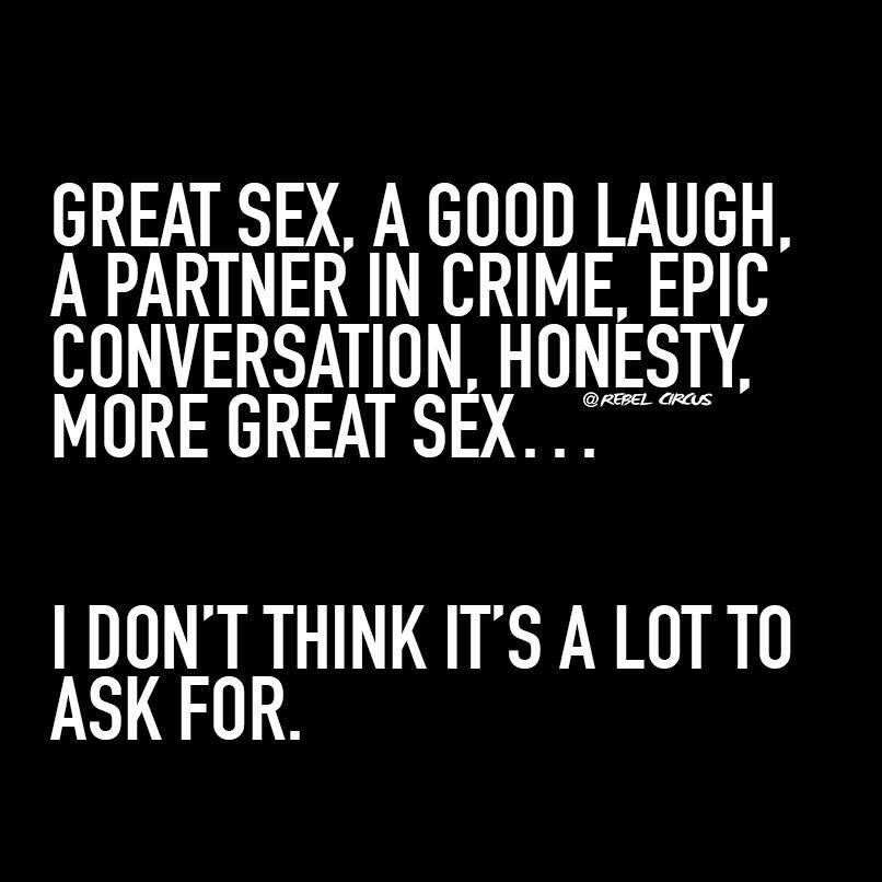 Great sex quotes