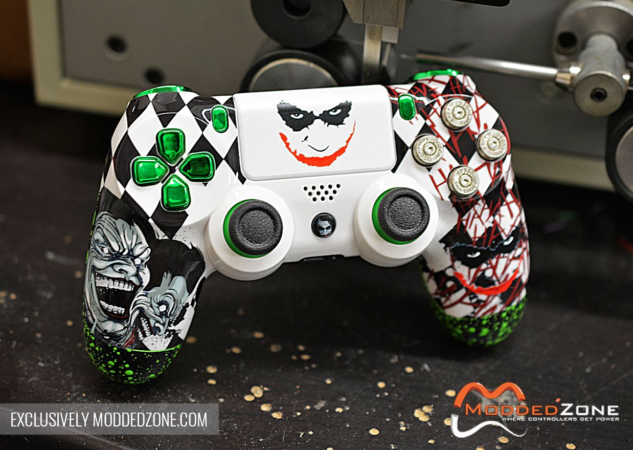 Moddedzone Custom Modded Controllers For Xbox One Xbox One Elite Ps4 And Nintedo Switch Moddedzone Ps4 Controller Ps4 Controller Custom Ps4 Controller Skin