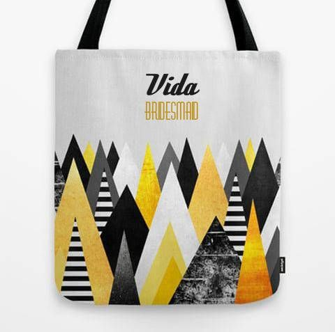 VIDA Tote Bag - HereComesTheSun by VIDA AD1nwP3f
