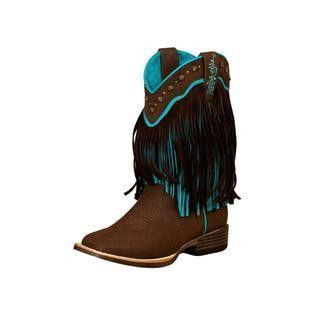 Cowgirl Boots - Blazzin Roxx Candice Zip, item #4448802