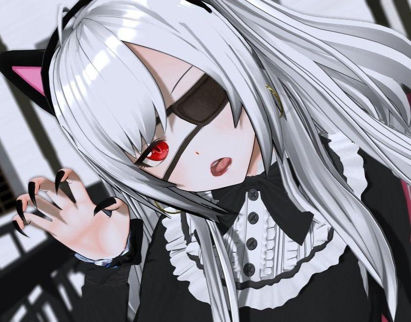 Elegant Gothic Octopi Aesthetic Anime Anime Anime Art Girl