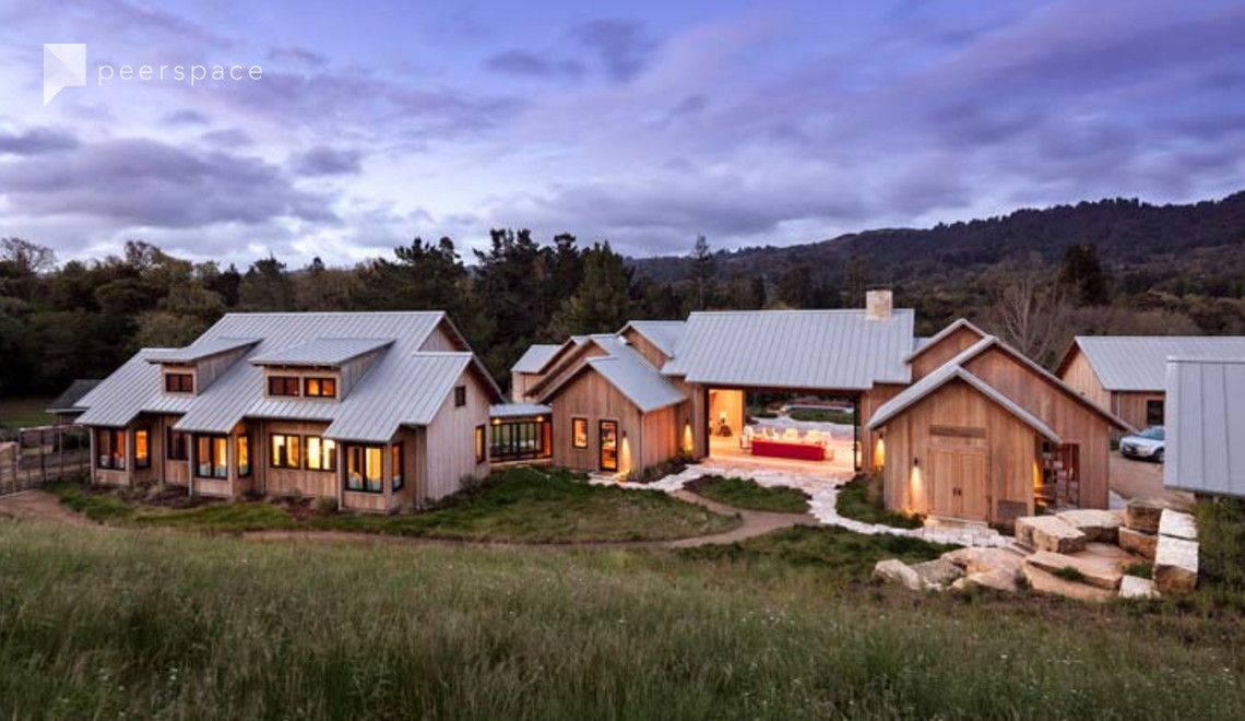 Beautiful LEED certified dream home in the hills of