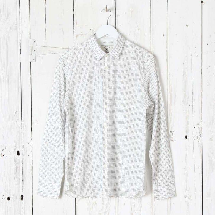 AIGLE Velay Printed City Shirt