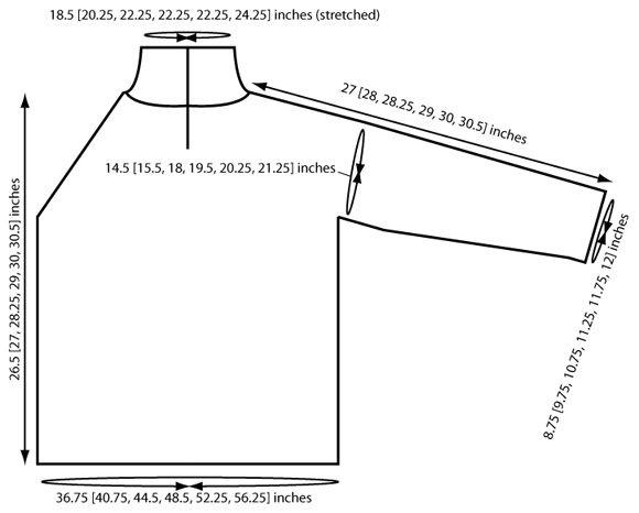 Alyn pullover : Knittyspin Winter bis 2011