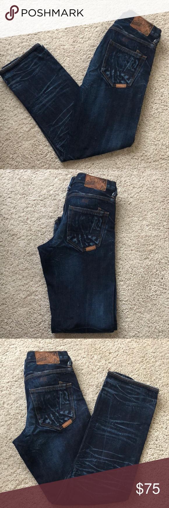 4a073a13f5027 Barracuda Fit, dark denim PRPS Jeans Dark denim PRPS jeans! Great pair of  jeans! PRPS Jeans Boot Cut
