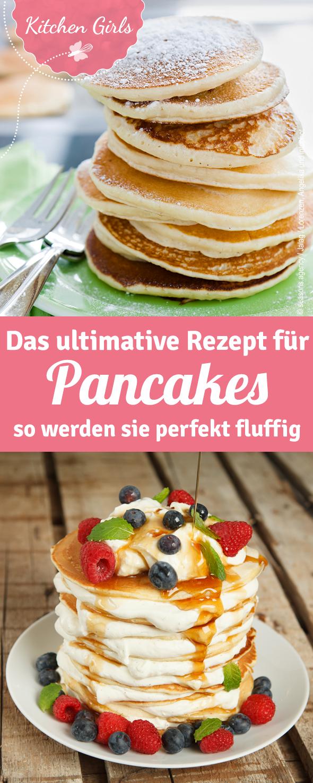 Rezept für Pancake-Torte