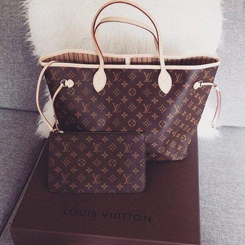 Louis Vutton Handbag Purse Designer Fashion Style My