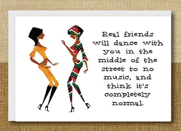 African American Dancing Friends A With Images Birthday Girl