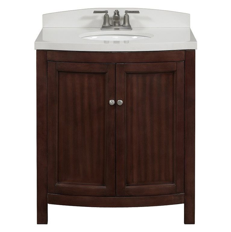 allen roth moravia sable undermount bathroom vanity with on lowes vanity id=84028
