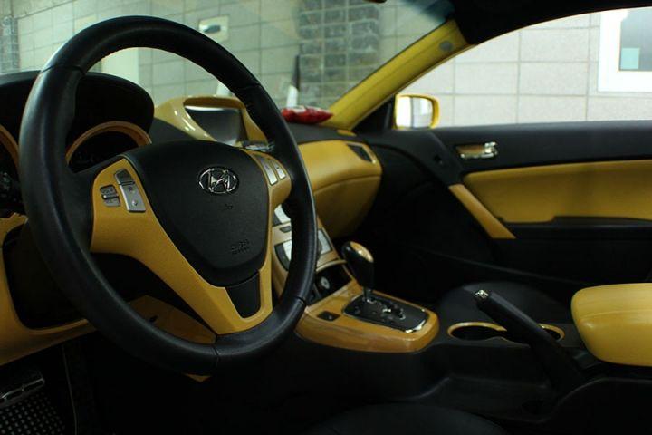 43+ Genesis coupe 2010 interior ideas