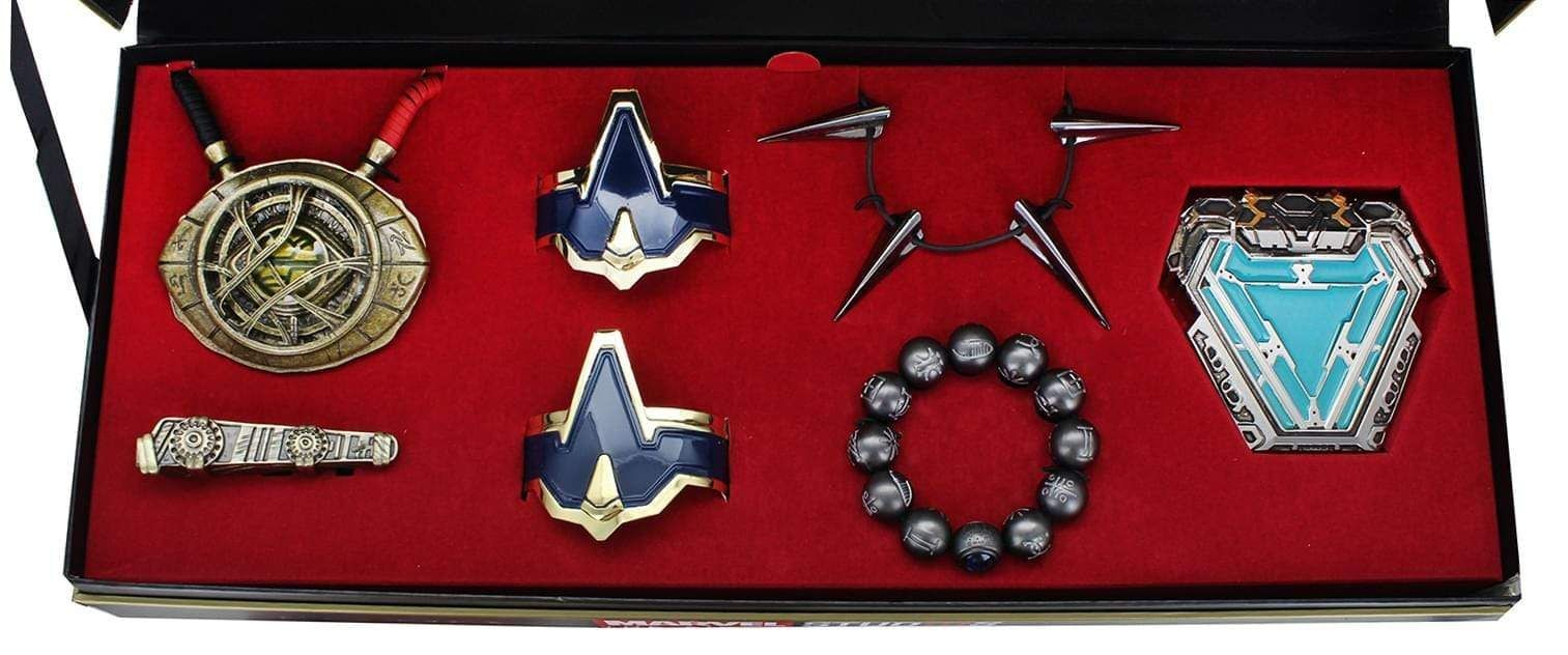 30++ Marvel studios avengers power pack jewelry collection information
