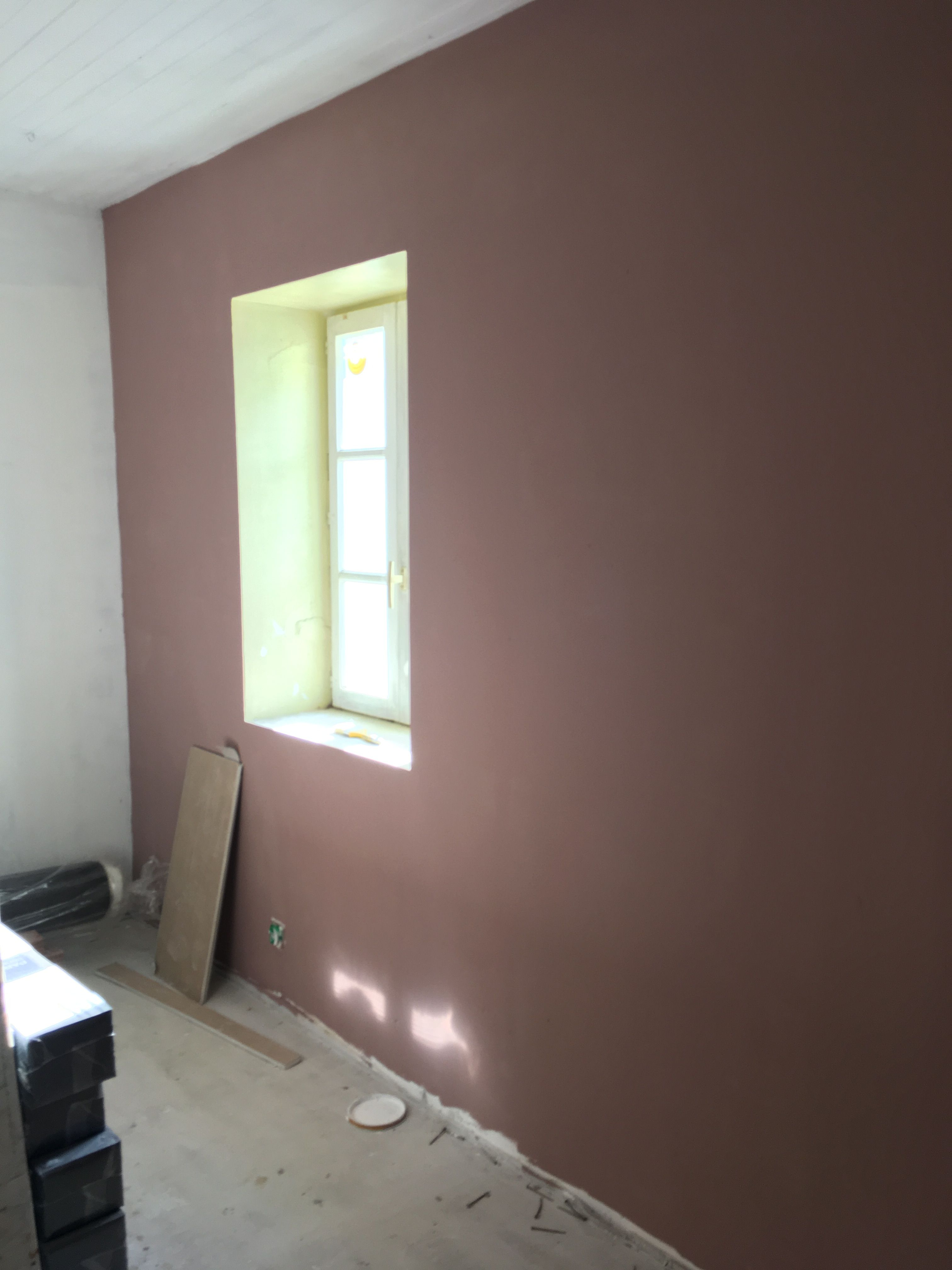 Esmee S Room Colour Farrow And Ball Sulking Room Pink Stylish Bedroom Room Colors Blue Living Room