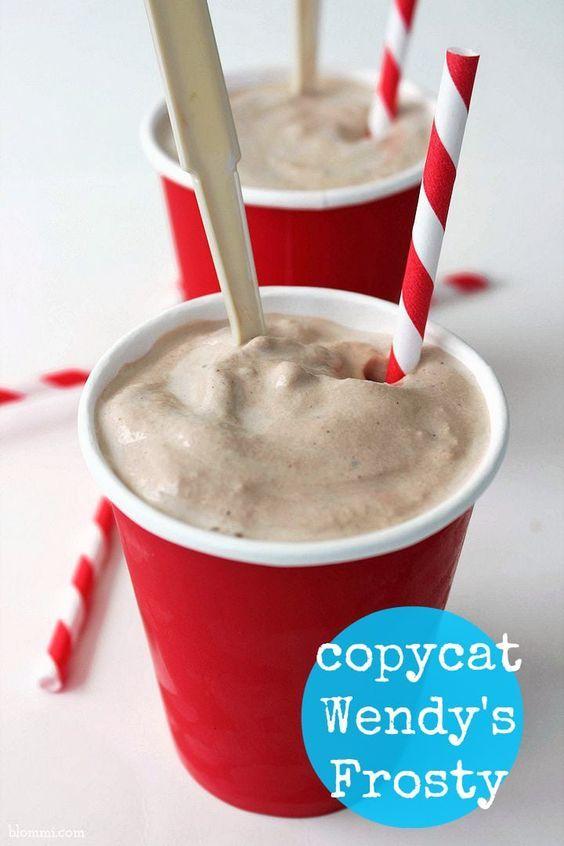 copycat Wendy's Frosty recipe is part of Frosty recipe -