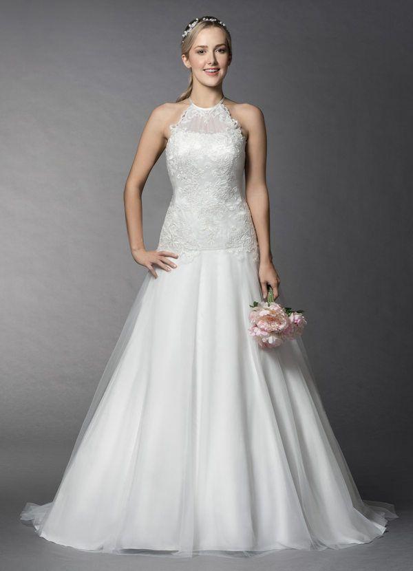 Pin by hashly alvarado on Wedding Dress in 2020 | Stunning ...