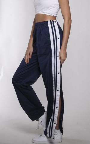 a25171aacc91 Vintage Athletic Tearaway Track Pants