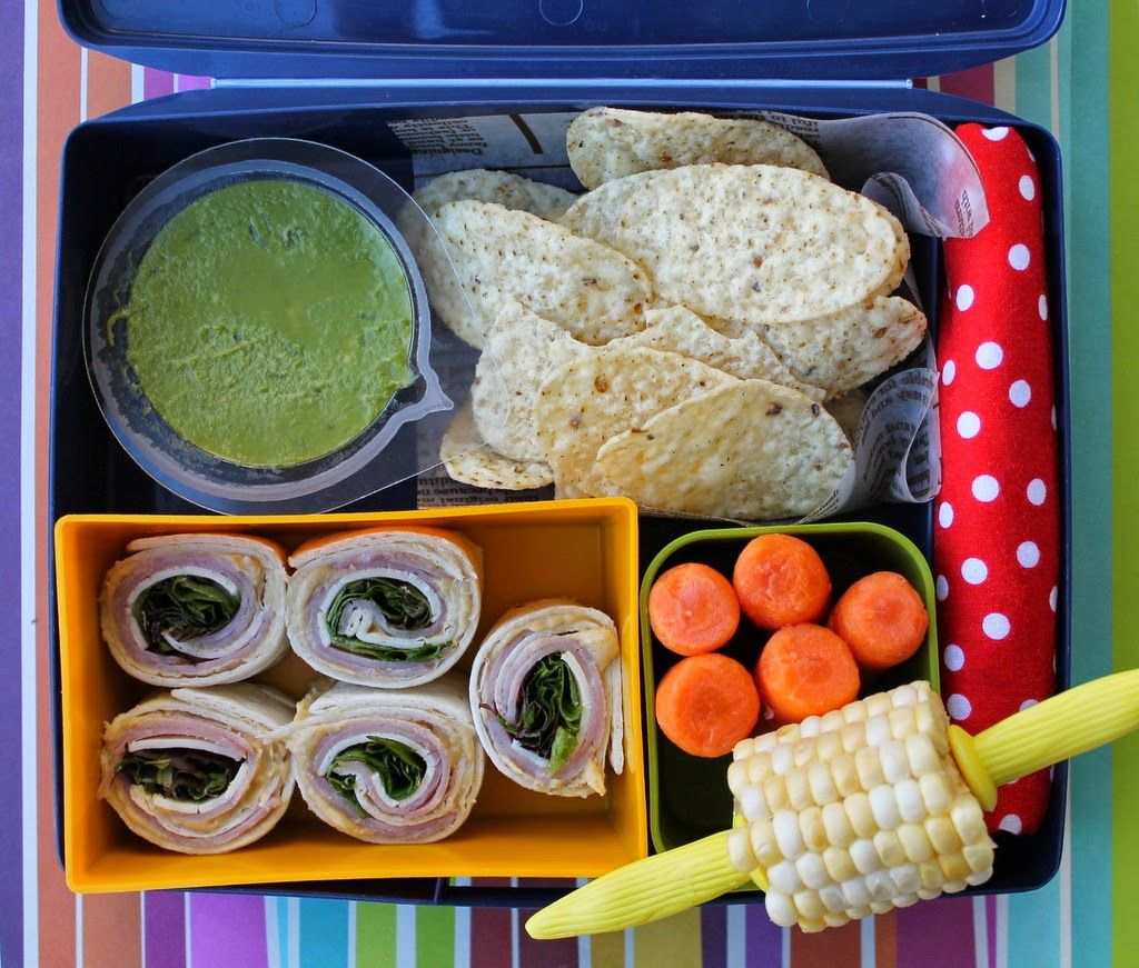 005 Mamabelly's Lunches With Love National Guacamole Day