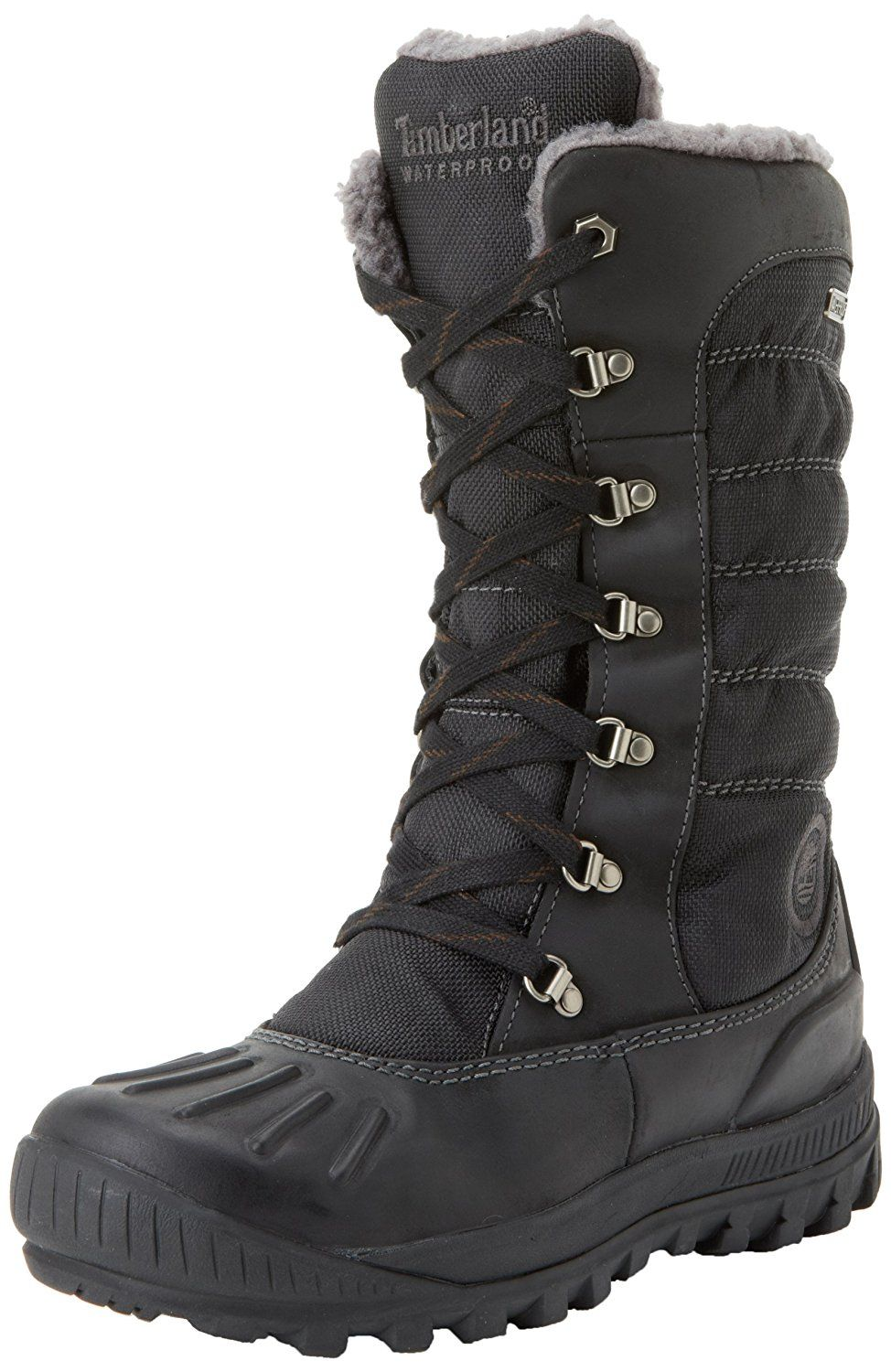 Timberland Women s Earthkeepers Mount Holly Tall Lace Duck Boot     Read  more at the image link. 1acfcc2fb