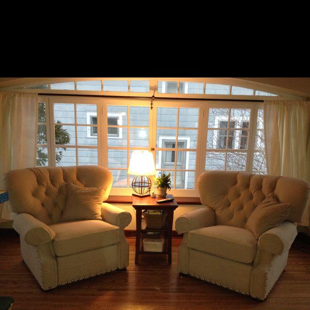 Cape Style Houses Living Room Redo