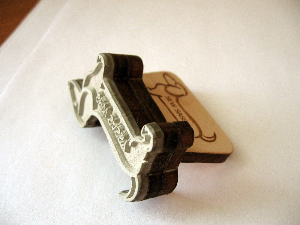 Custom rubber stamp  smaller sizes by RobertoSand on Etsy, $17.00