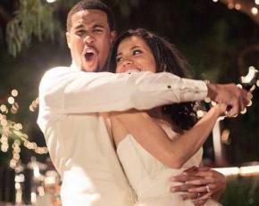 Jurnee Smollett-Bell & Son mari célèbrent 4 ans de mariage