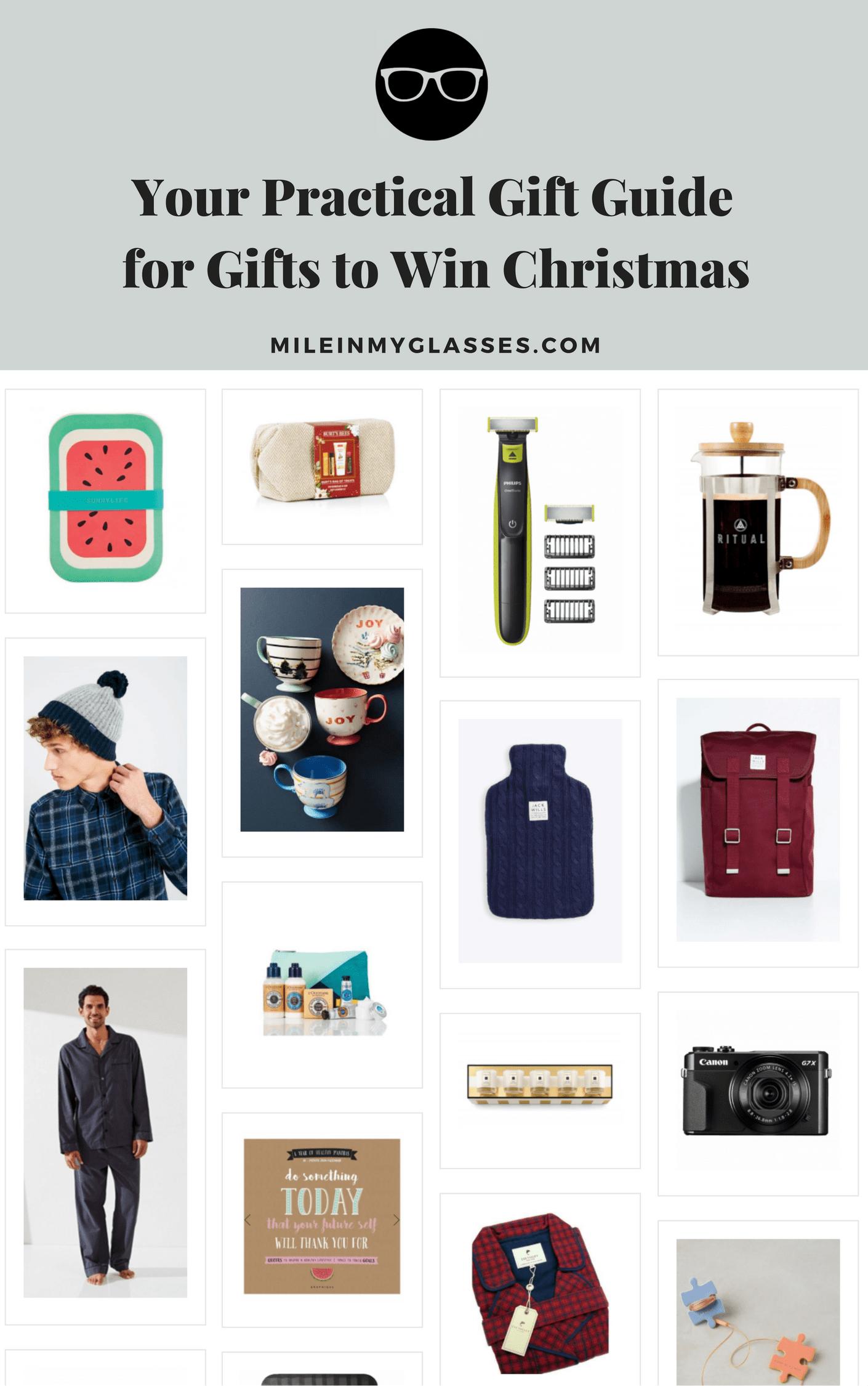 Gift Guide for the Practical Purchaser | Blogging Tips & Guides ...