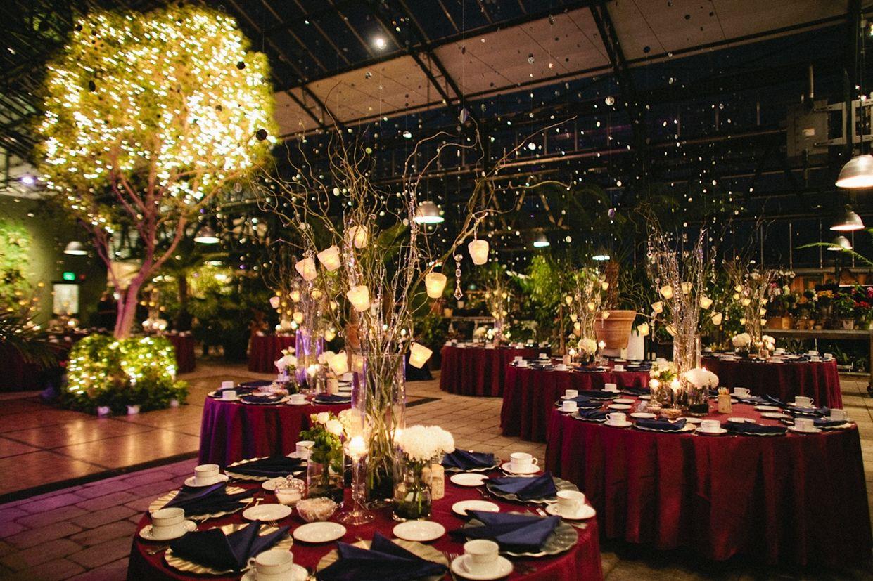decorating a wedding reception hall ideas Wedding Pinterest