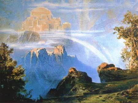 Valhalla - Viking mythology