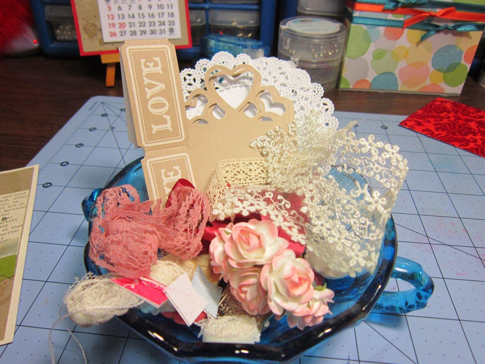 Krafting with Karen: Artisan Embellishment Kit put to Use!