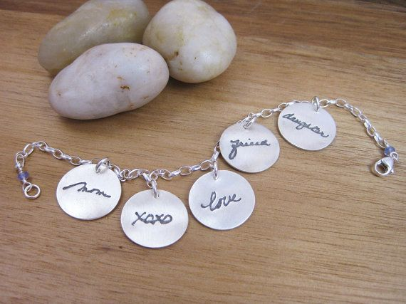 Bijoux de charme personnalisé Bracelet par MadisonHouseDesigns