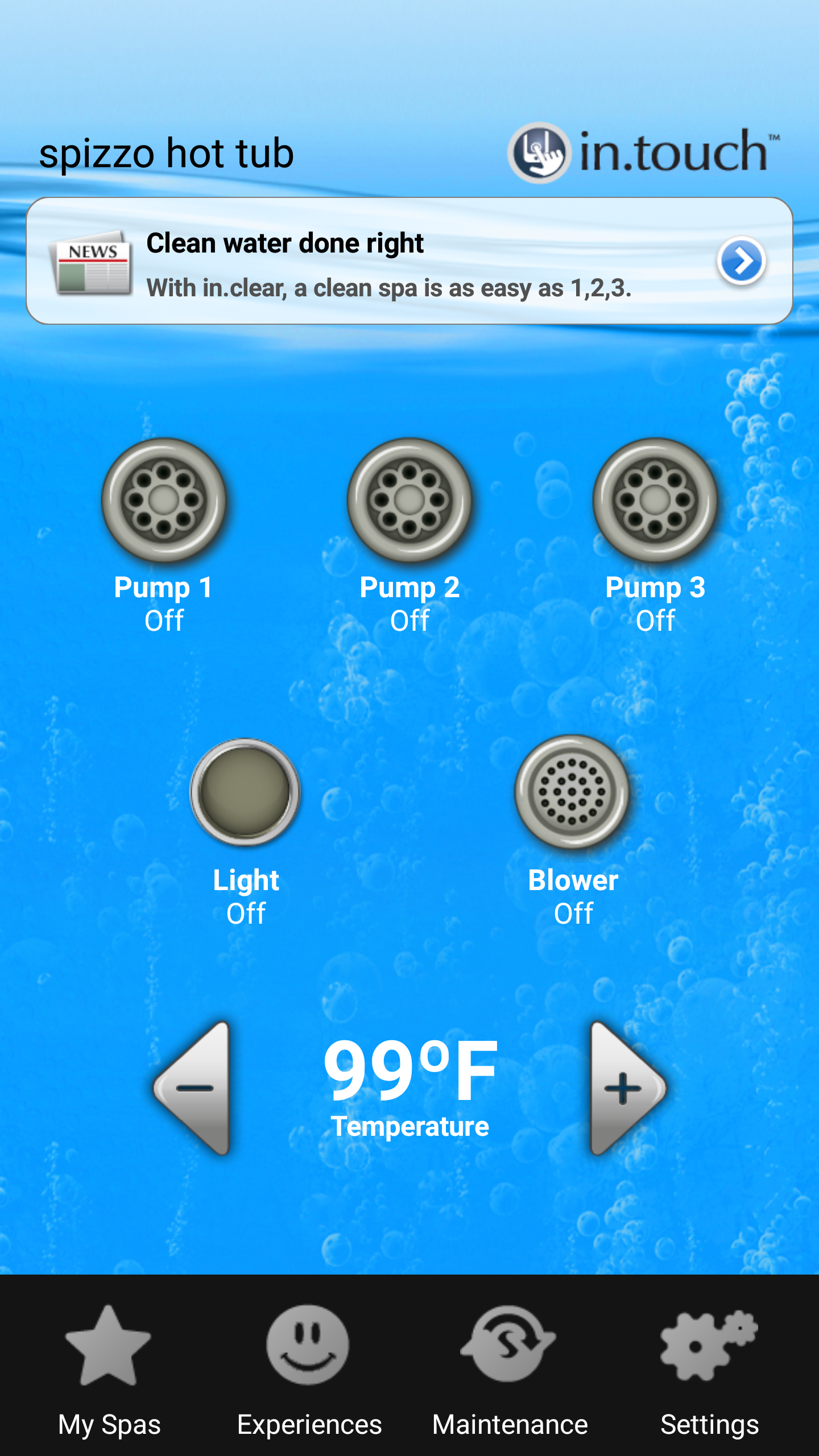 Hot tub and spa temperature. Easy to follow article for the best spa temperature for you.