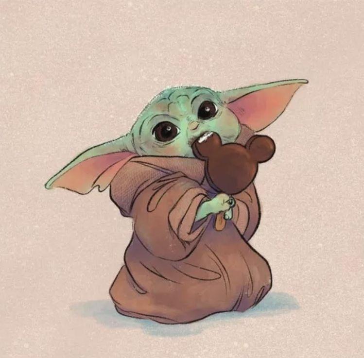 Baby Yoda Yoda Artwork Yoda Wallpaper Cute Art