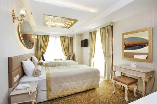Parmada Hotel Old City - Implanté à quelques pas de l'arrêt de tramway Aksaray…