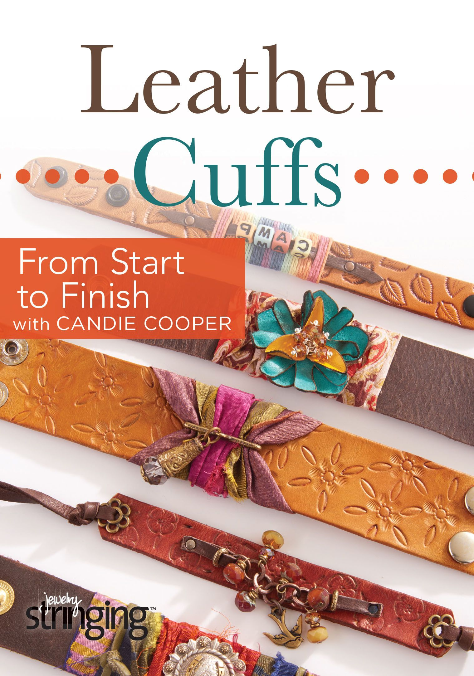 Photo of Leather Cuffs: From Start to Finish with Candie Cooper Video Download