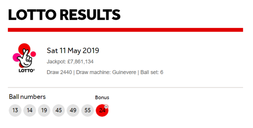 Lotto Results: No jackpot winners  Join our Lotto Syndicate